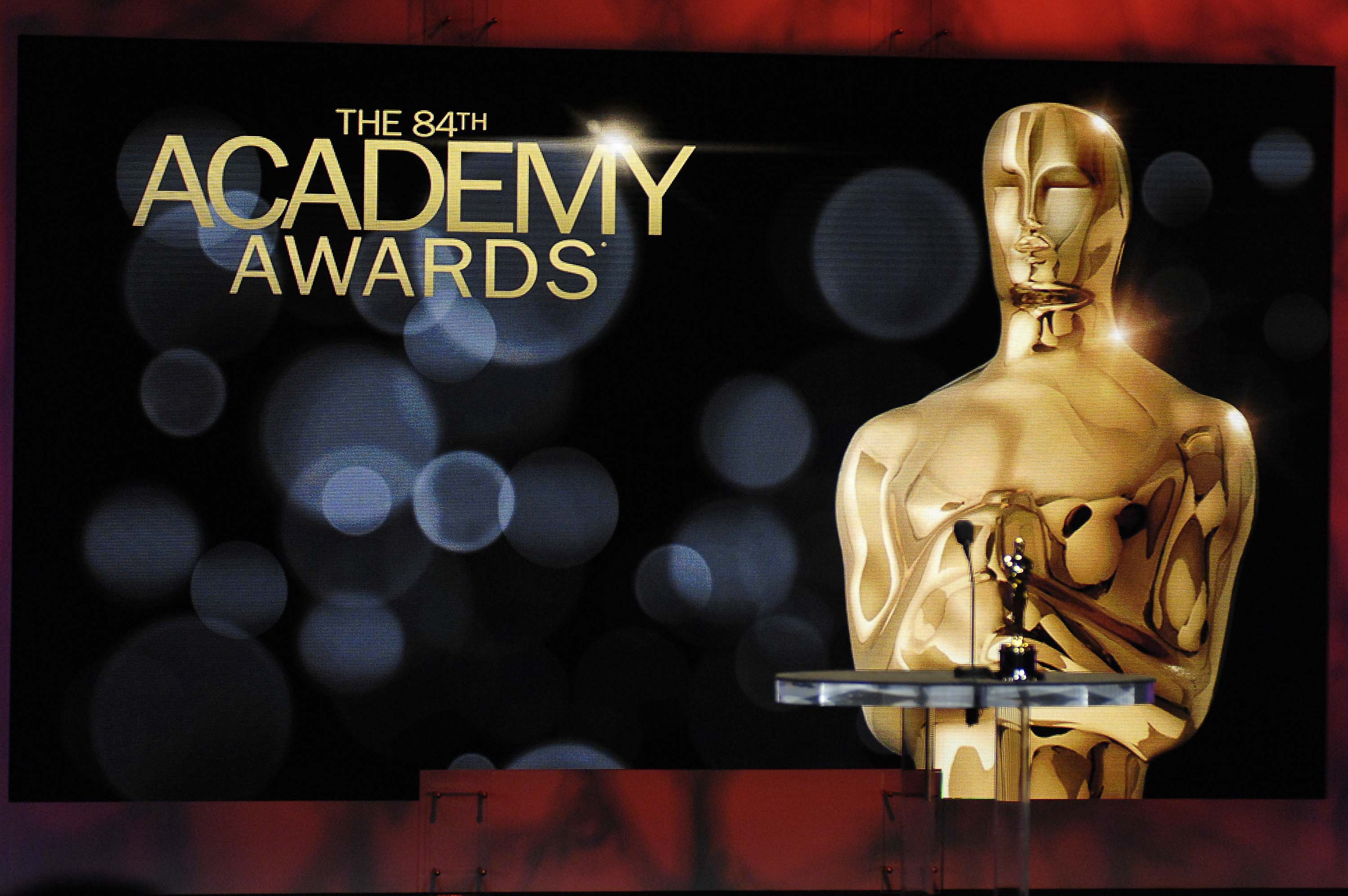 The 84th Academy Awards Nominations - Los Angeles